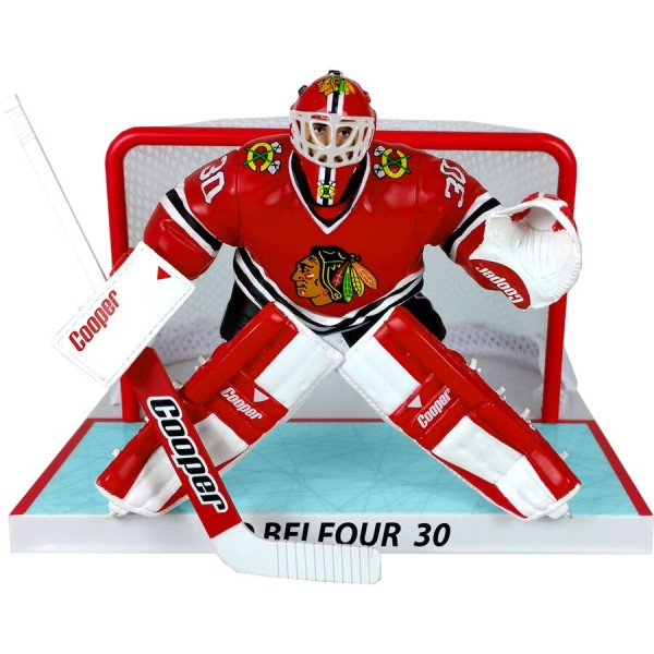 NHL Spielerfigur Ed Belfour Chicago Blackhawks
