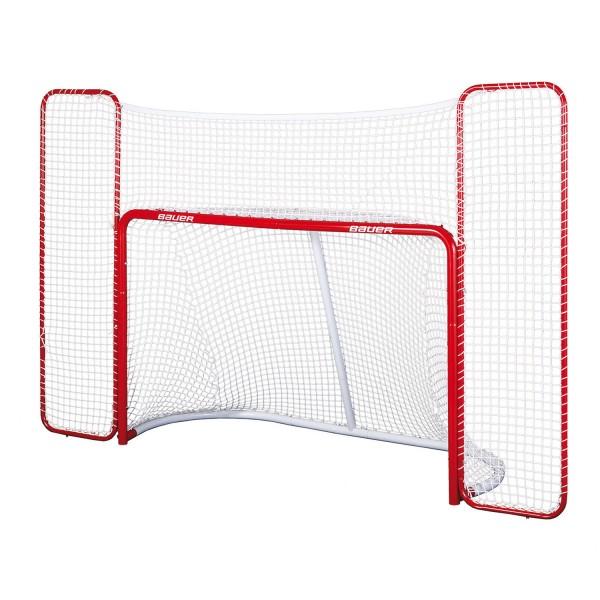 """Bauer Hockey Tor 72"""" mit Fangnetz"""
