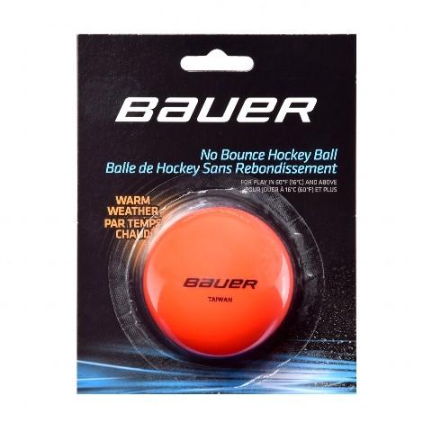 Bauer Hockey Ball Orange