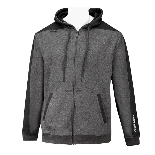 Bauer Fleece FZ Premium SR