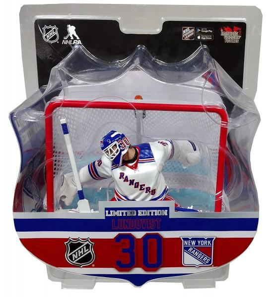 NHL Spielerfigur Henrik Lundqvist New York Rangers