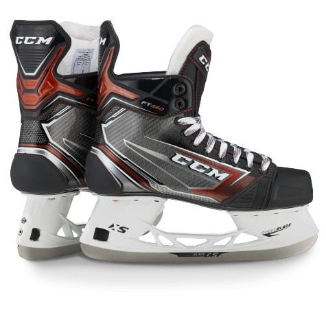 CCM Schlittschuh Jetspeed FT460 Junior