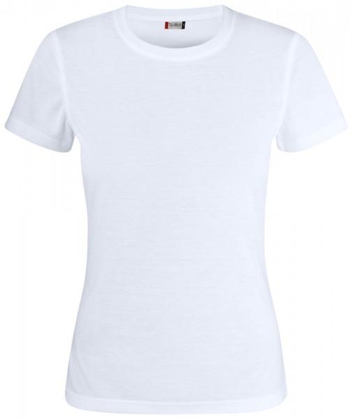 Damen NEON-TShirt Weiß