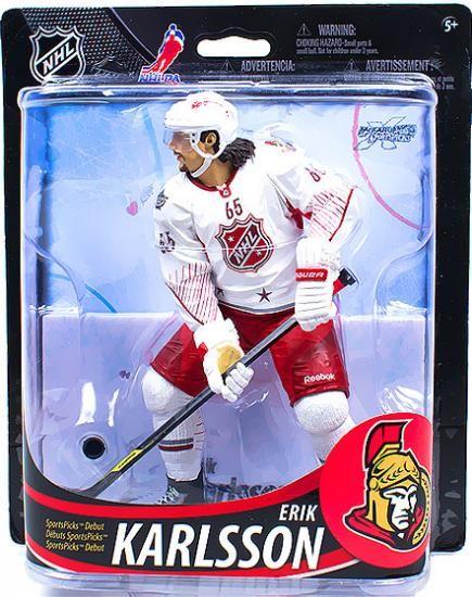 NHL Spielerfigur Erik Karlsson Ottawa Senators