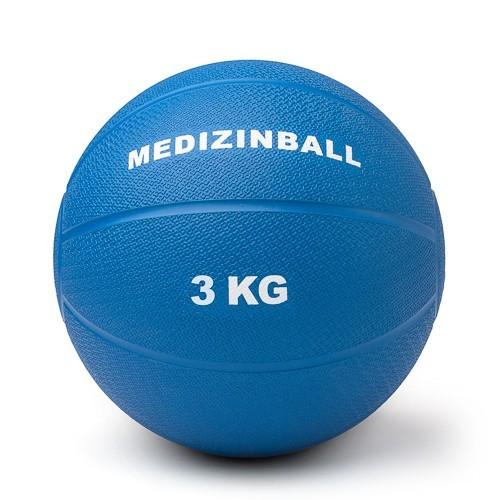 Medizinball 3 Kg Blau