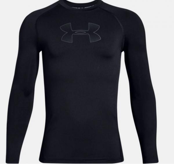 UA HeatGear Shirt Jungen