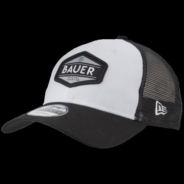 Bauer/New Era Cap 9Twenty Patch Weiß