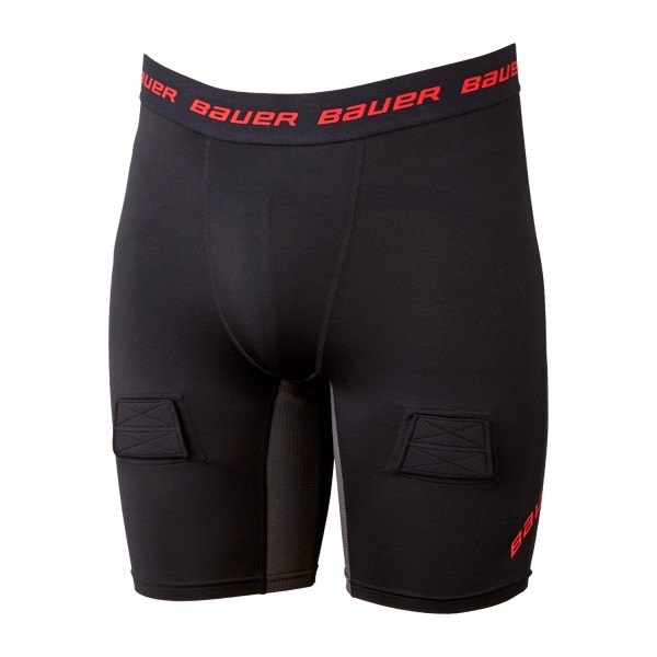 Bauer Essential Compression Jock Short Senior