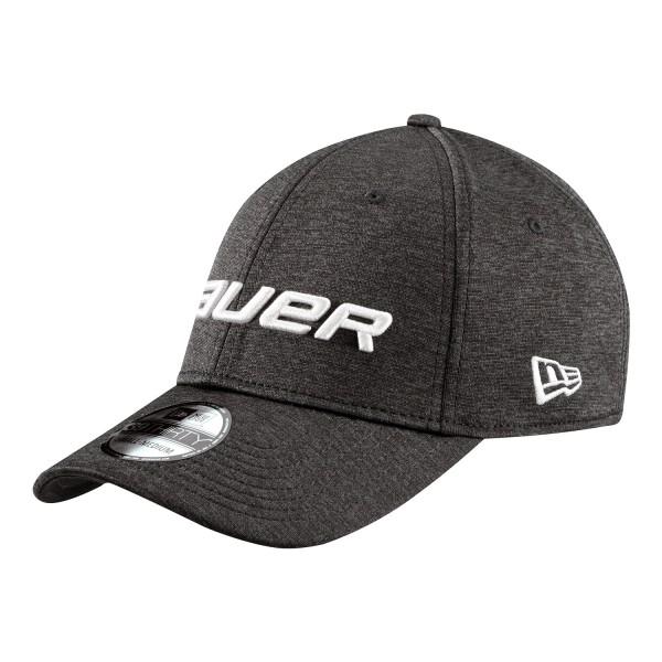 Bauer/New Era Cap 39Thirty Shadow Schwarz