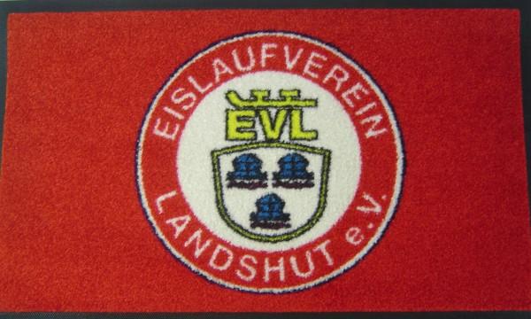 Teppich EV Landshut Rot