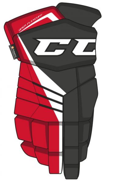 CCM Handschuh Jetspeed FT4 Pro Senior