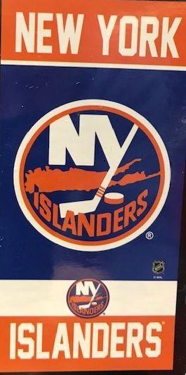 NHL Handtuch NY Islander