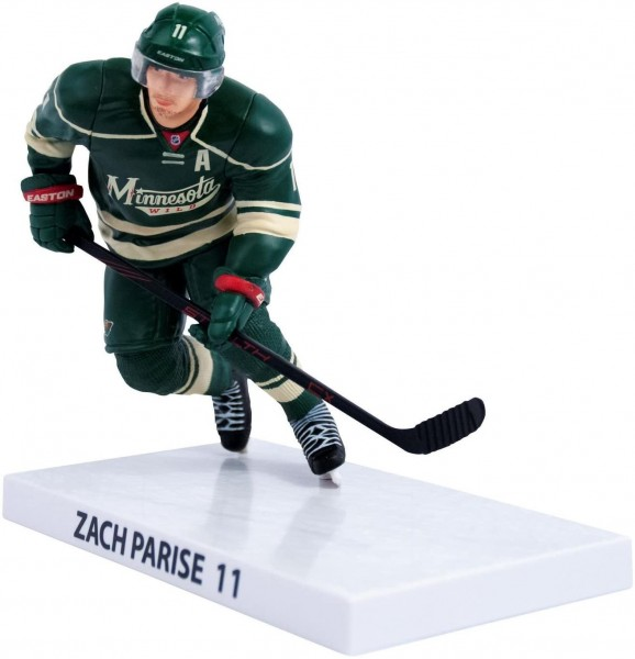NHL Spielerfigur Zach Parise Minnesota Wild