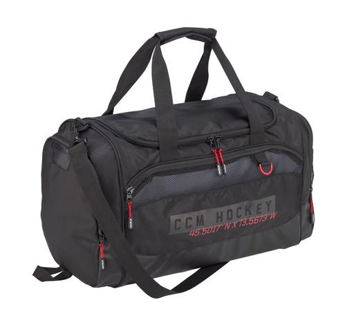 CCM Lifestyle Duffle Bag Black