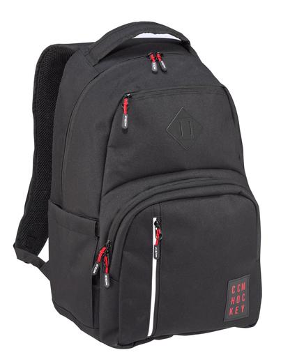 CCM Lifestyle Backpack Black